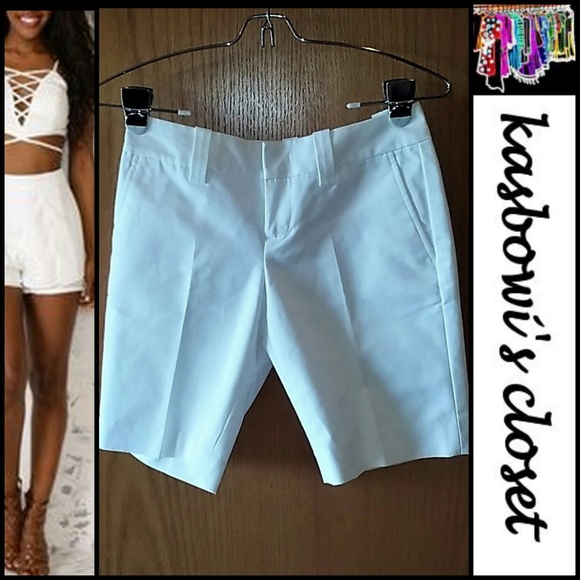 f645d3ebca Banana Republic Shorts | Moving Sale White 00p | Poshmark
